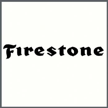 FIRESTONE BIKE DECALS
